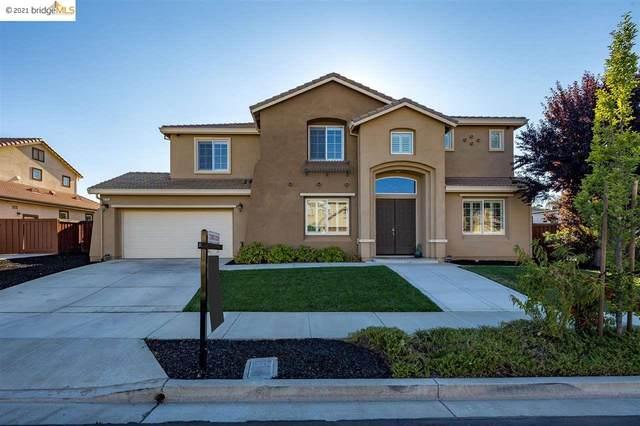 2193 Eva Way, Brentwood, CA 94513 (#EB40959393) :: Schneider Estates