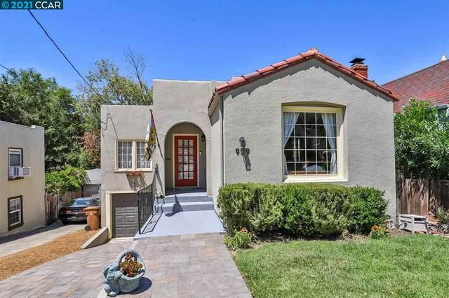 909 Brown St, Martinez, CA 94553 (#CC40959619) :: Paymon Real Estate Group