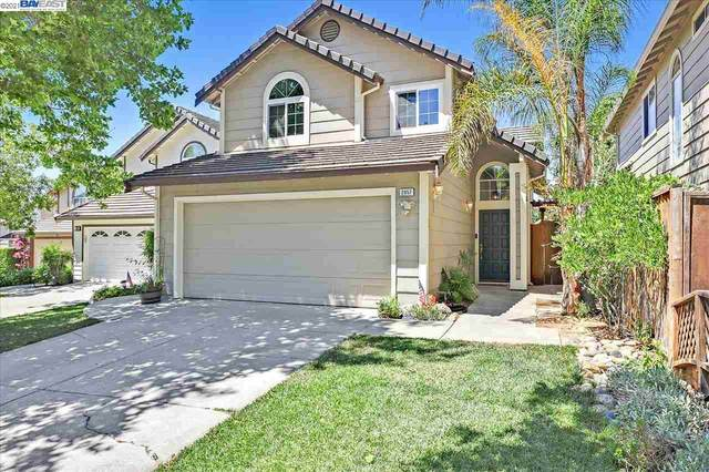 2857 Whitney Dr, Pleasanton, CA 94566 (#BE40959625) :: Robert Balina | Synergize Realty