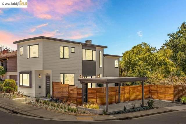 1431 Scott Street, El Cerrito, CA 94530 (#EB40959958) :: The Gilmartin Group