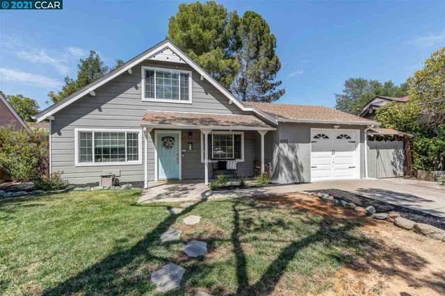4143 Huckleberry Dr, Concord, CA 94521 (#CC40960009) :: The Goss Real Estate Group, Keller Williams Bay Area Estates