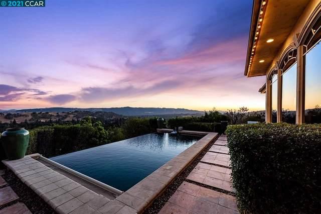 2470 Caballo Ranchero Dr, Diablo, CA 94528 (#CC40960200) :: The Sean Cooper Real Estate Group