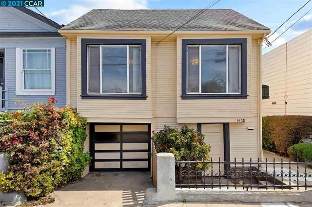 1468 Van Dyke Ave, San Francisco, CA 94124 (#CC40960213) :: Olga Golovko