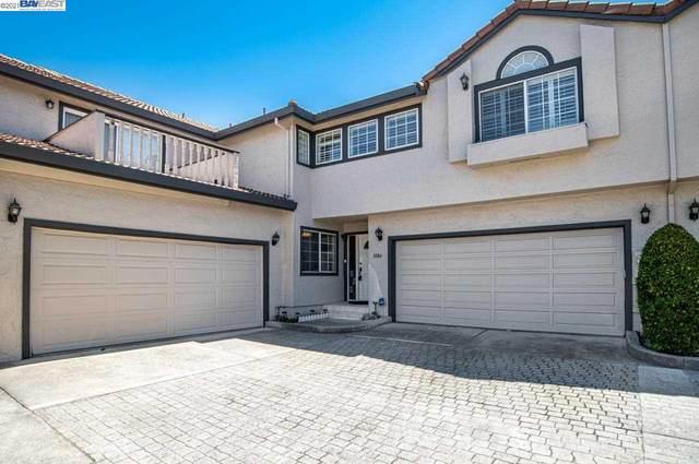 1084 Almaden Village Ln, San Jose, CA 95120 (#BE40960278) :: Paymon Real Estate Group