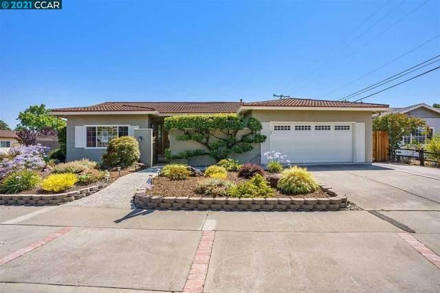 4398 Wilson Ln, Concord, CA 94521 (#CC40960304) :: Paymon Real Estate Group