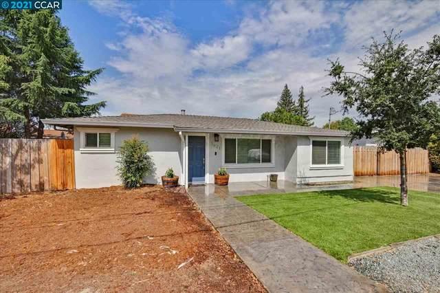 1621 Enid Drive, Concord, CA 94519 (#CC40960448) :: The Gilmartin Group