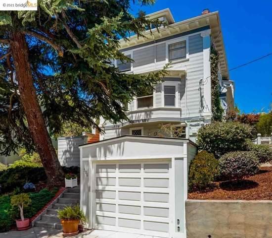 506 Crofton Ave, Oakland, CA 94610 (#EB40960592) :: The Gilmartin Group