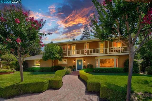 2558 Roundhill Dr, Alamo, CA 94507 (#CC40960666) :: The Gilmartin Group