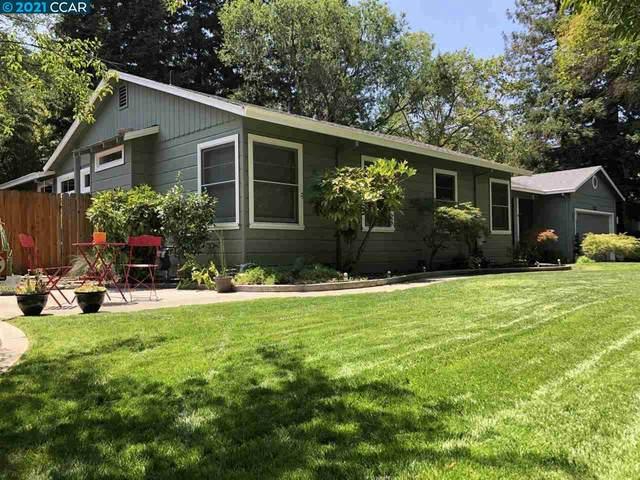 554 Lakewood Cir, Walnut Creek, CA 94598 (#CC40960676) :: Olga Golovko