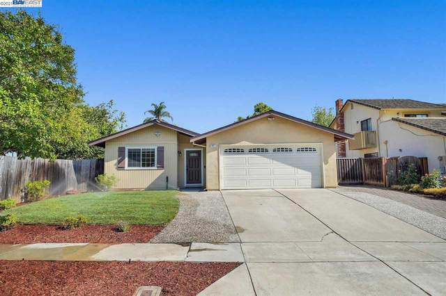 201 Hackamore Ln, Fremont, CA 94539 (#BE40960861) :: The Gilmartin Group