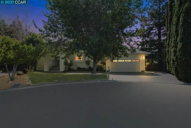 1922 Tortoise Pl, Walnut Creek, CA 94595 (#CC40961107) :: Real Estate Experts