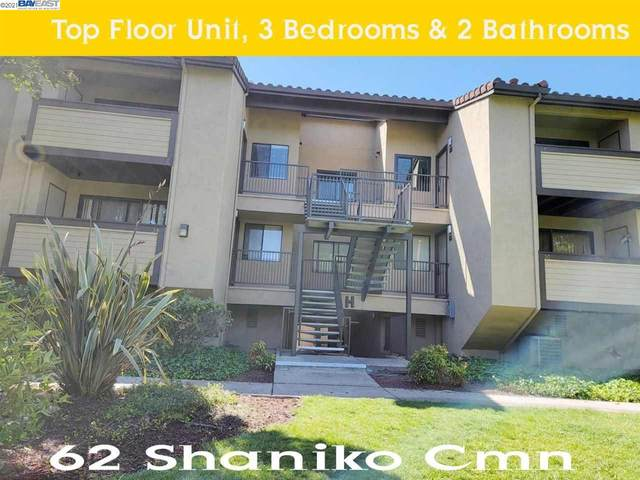 62 Shaniko Cmn, Fremont, CA 94539 (#BE40961833) :: The Gilmartin Group
