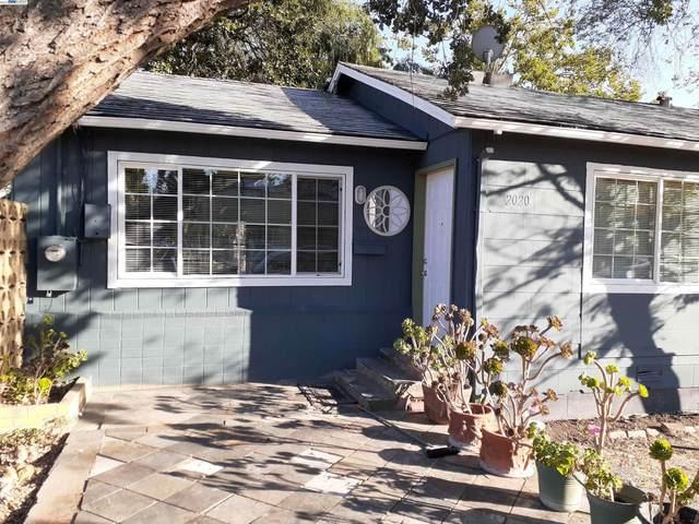 2020 Riley Ct, Concord, CA 94520 (#BE40962003) :: Schneider Estates