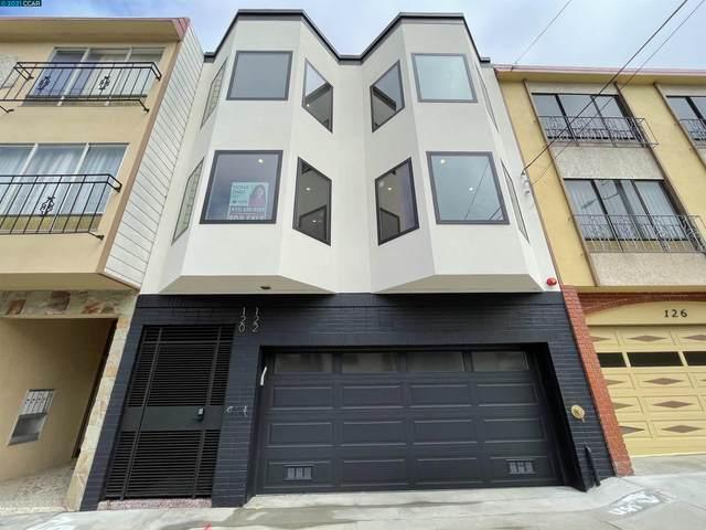 122 19Th Ave, San Francisco, CA 94121 (#CC40962157) :: Strock Real Estate
