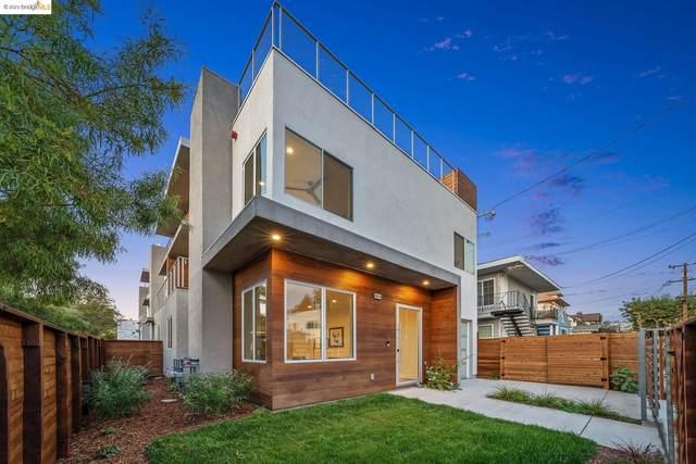 1811 63rd Unit A, Berkeley, CA 94703 (#EB40962491) :: Paymon Real Estate Group