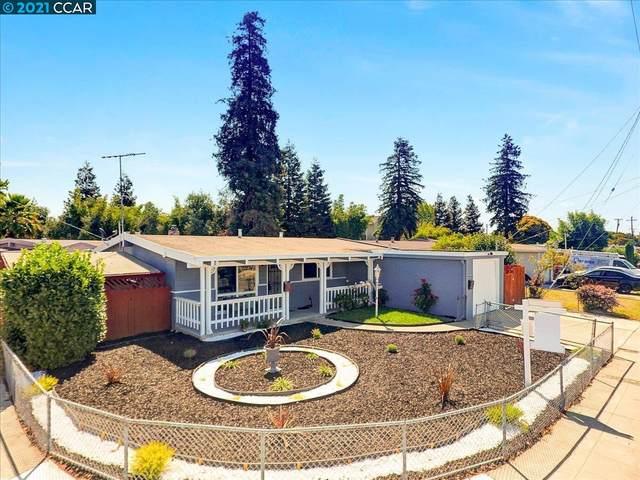 27722 Haldane Ct, Hayward, CA 94544 (#CC40962506) :: Paymon Real Estate Group