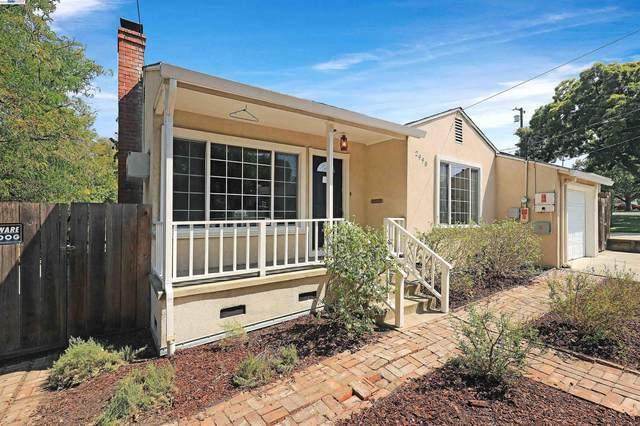 2998 Ponderosa Dr, Concord, CA 94520 (#BE40962536) :: Intero Real Estate
