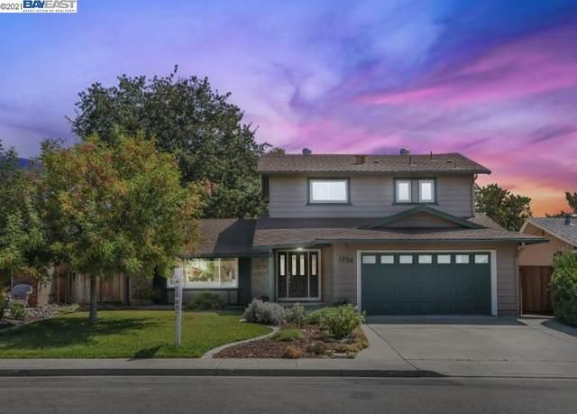 1238 El Padro Drive, Livermore, CA 94550 (#BE40962686) :: Schneider Estates