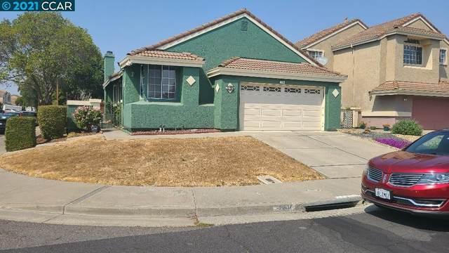 260 Potrero Street, Suisun City, CA 94585 (#CC40962896) :: The Gilmartin Group