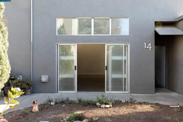 1450 4Th St 14, Berkeley, CA 94710 (#CC40962925) :: The Sean Cooper Real Estate Group