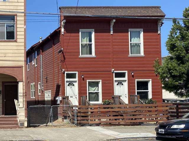 1547 Sherman St, Alameda, CA 94501 (#BE40962938) :: The Goss Real Estate Group, Keller Williams Bay Area Estates