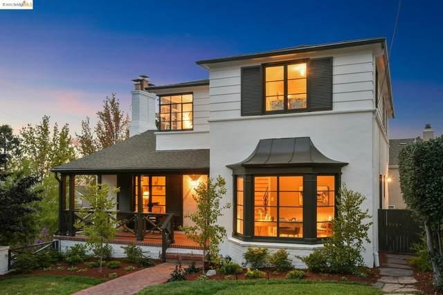 105 Estates Dr, Piedmont, CA 94611 (#EB40963219) :: Robert Balina   Synergize Realty