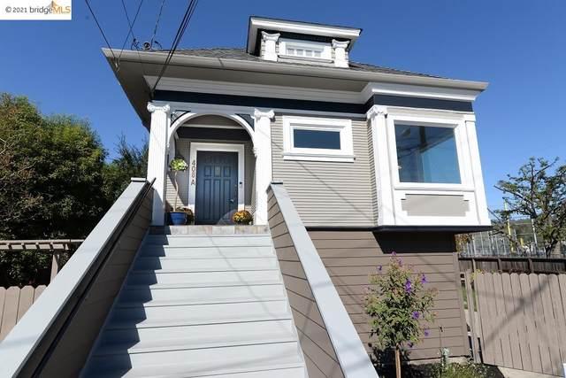 408 48th, Oakland, CA 94609 (#EB40963517) :: The Sean Cooper Real Estate Group