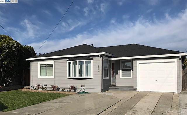 2311 Greenwood Dr, San Pablo, CA 94806 (#BE40963643) :: The Gilmartin Group
