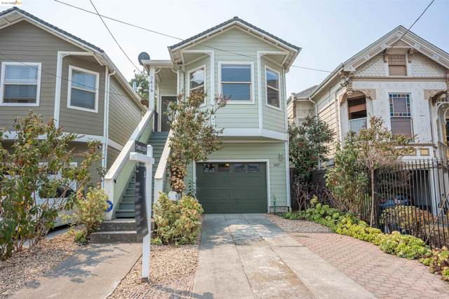 1417 16th St, Oakland, CA 94607 (#EB40963853) :: Robert Balina | Synergize Realty