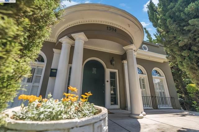1394 Hanchett Ave, San Jose, CA 95126 (#BE40964026) :: The Kulda Real Estate Group