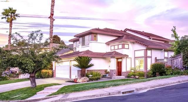 100 Catalina Dr, Hercules, CA 94547 (#EB40964064) :: The Kulda Real Estate Group