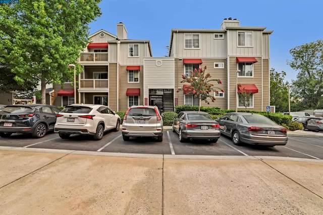 250 Santa Fe Terrace 103, Sunnyvale, CA 94085 (#CC40964125) :: The Gilmartin Group