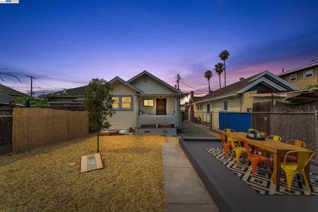 3720 San Juan St, Oakland, CA 94601 (#BE40964190) :: Real Estate Experts