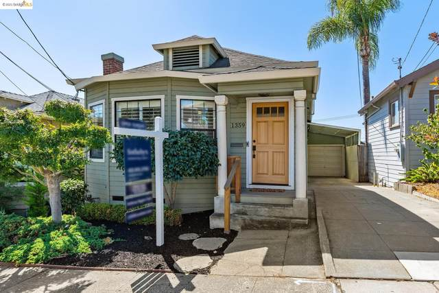 1359 Excelsior Ave, Oakland, CA 94602 (#EB40964292) :: The Sean Cooper Real Estate Group