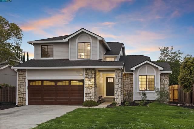 319 Greystone Dr, Antioch, CA 94509 (#CC40964663) :: Schneider Estates