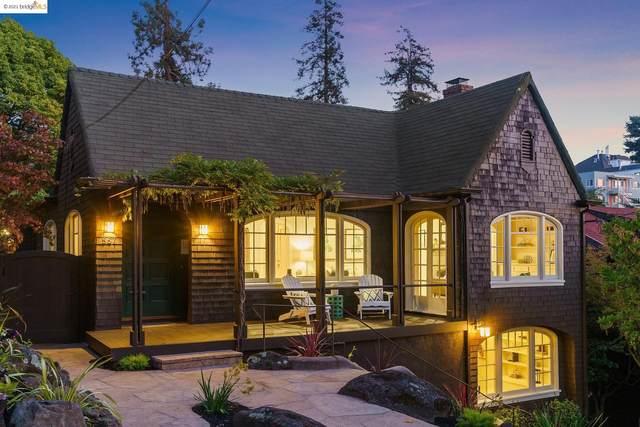 557 Crofton Ave, Oakland, CA 94610 (#EB40965050) :: Schneider Estates