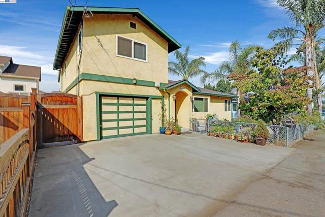 447 Bartlett Ave, Hayward, CA 94541 (#BE40965070) :: Robert Balina | Synergize Realty