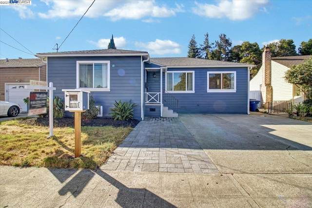 1869 Martin Blvd, San Leandro, CA 94577 (#BE40965252) :: Strock Real Estate