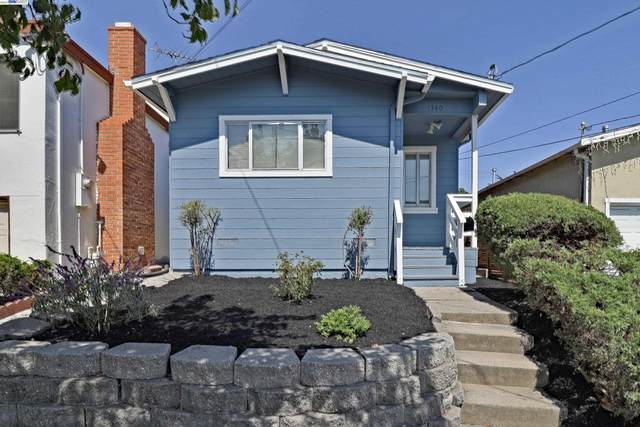 1340 E 36th Street, Oakland, CA 94602 (#BE40965263) :: The Sean Cooper Real Estate Group
