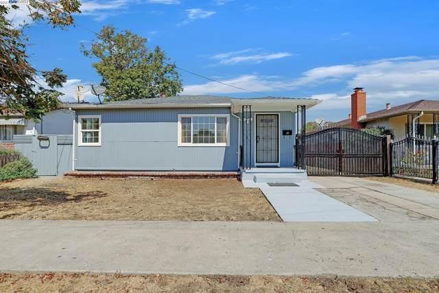 3301 Rheem Ave, Richmond, CA 94804 (#BE40965424) :: Schneider Estates