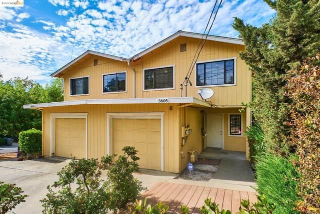 3605 Majestic Ave, Oakland, CA 94605 (#EB40965443) :: Olga Golovko