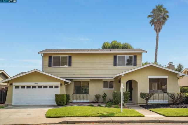 2445 Via Espada, Pleasanton, CA 94566 (#CC40965738) :: Paymon Real Estate Group