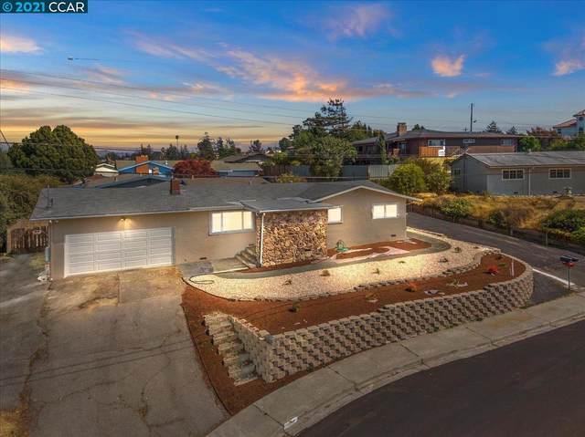 1170 Stallion Rd., El Sobrante, CA 94803 (#CC40965793) :: Intero Real Estate