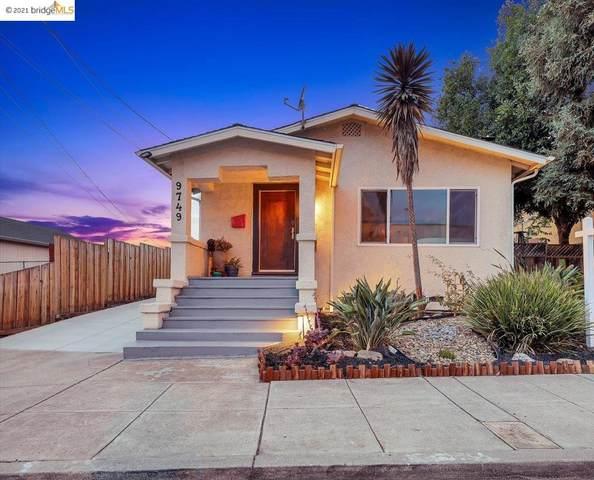 9749 Lawlor St, Oakland, CA 94605 (#EB40965853) :: The Kulda Real Estate Group