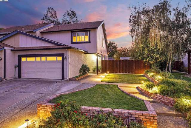 780 Bellflower St, Livermore, CA 94551 (#BE40965907) :: The Sean Cooper Real Estate Group