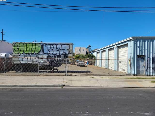 1025 8Th Ave, Oakland, CA 94606 (#BE40966011) :: Alex Brant