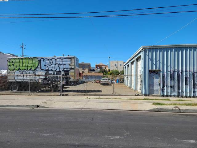 1025 8Th Ave, Oakland, CA 94606 (#BE40966014) :: Alex Brant