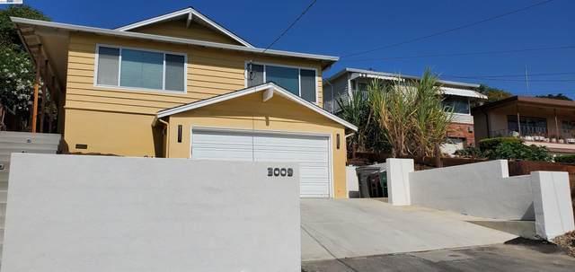 3009 Broadmoor View, Oakland, CA 94605 (#BE40966054) :: Schneider Estates