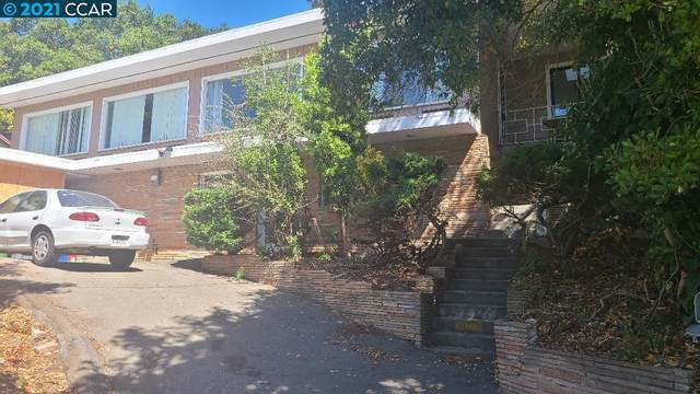 1012 Contra Costa Drive, El Cerrito, CA 94530 (#CC40966150) :: Schneider Estates