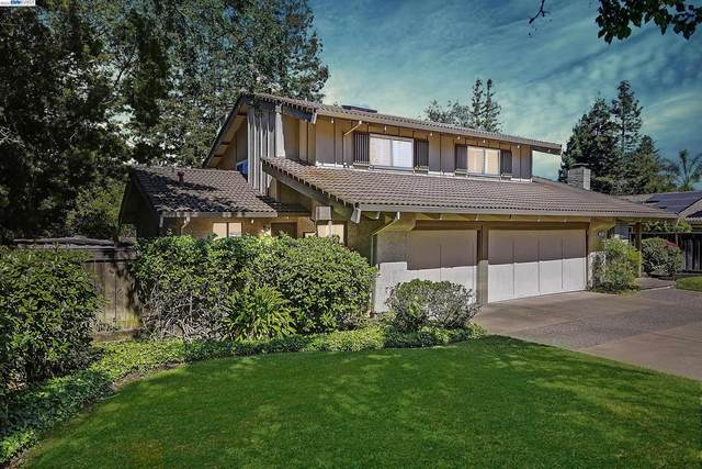 743 N Gate Pl, Walnut Creek, CA 94598 (#BE40966367) :: Paymon Real Estate Group